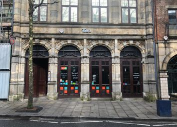 Thumbnail Restaurant/cafe to let in Wind Street, Swansea