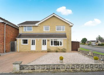 Thumbnail 5 bedroom detached house for sale in Tweed Close, Swindon