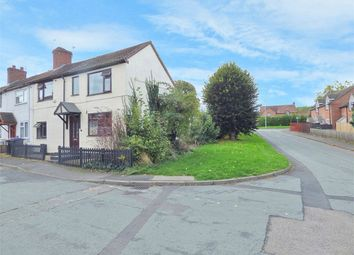 Thumbnail 2 bed end terrace house for sale in Park Lane, Madeley, Telford, Shropshire
