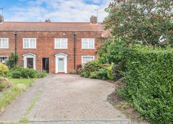 Thumbnail 3 bed terraced house for sale in Woodhall Lane, Welwyn Garden City