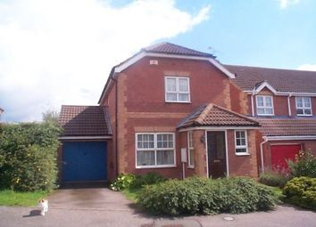 Thumbnail 3 bed detached house to rent in Franklin Way, Daventry