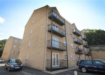 Thumbnail 2 bed flat for sale in Mill Stream Drive, Luddendenfoot, Halifax