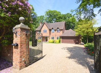 Thumbnail 5 bedroom detached house for sale in The Warren, Kingswood, Tadworth