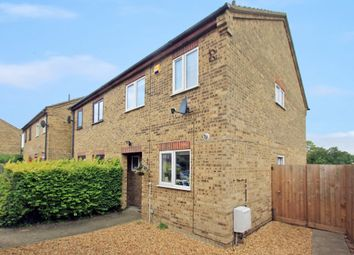 Thumbnail 3 bed semi-detached house for sale in Earith Road, Willingham, Cambridge