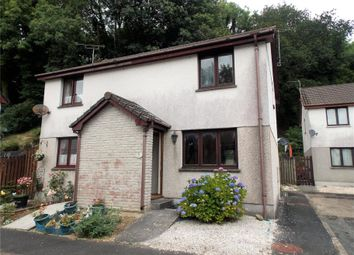 Thumbnail 2 bed semi-detached house for sale in Orchard Grove, St. Austell, Cornwall