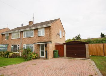 Thumbnail 3 bed semi-detached house for sale in Robbins Close, Ebley, Stroud