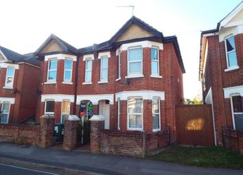 Thumbnail 5 bed semi-detached house for sale in Newcombe Road, Shirley, Southampton