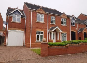 Thumbnail 4 bed detached house to rent in Waterlow Close, Priorslee, Telford