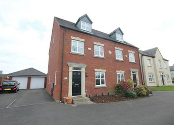 Thumbnail 3 bed town house for sale in Rossington Gardens, St. Helens