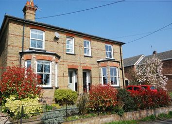 Thumbnail 3 bed semi-detached house for sale in Park Lane, Earls Colne, Essex