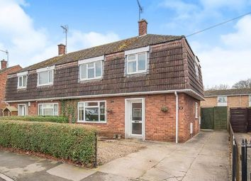 Thumbnail 3 bed semi-detached house for sale in Dennis Estate, Kirton, Boston, Lincolnshire