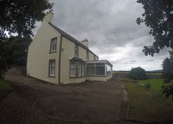 Thumbnail 4 bed detached house to rent in East Drums, Brechin, Angus