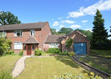 Thumbnail 3 bed semi-detached house for sale in Homelands Copse, Fernhurst, Haslemere