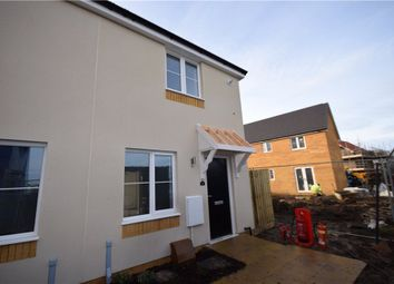 Thumbnail Semi-detached house to rent in Beech Close, Ilton, Ilminster, Somerset