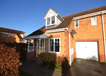 Thumbnail 3 bed end terrace house to rent in Henley Way, Ely