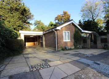 Thumbnail 2 bed detached bungalow for sale in Maplin Close, Winchmore Hill, London