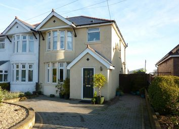 Thumbnail 3 bed semi-detached house for sale in Court Road, Energlyn, Caerphilly
