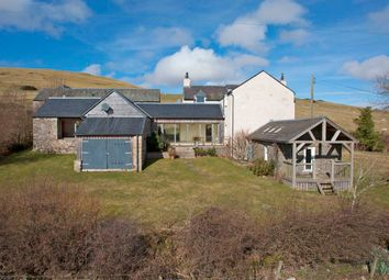 Thumbnail 4 bed detached house for sale in Easter Bankhead, Path Of Condie, Forgandenny, Perthshire