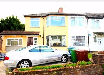 Thumbnail 7 bed semi-detached house to rent in Draycott Avenue, Harrow