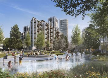 Belvedere Row Apartments, Fountain Park Way, London W12. 3 bed flat for sale
