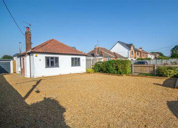 Thumbnail 3 bed detached bungalow for sale in Sandy Lane, Fakenham