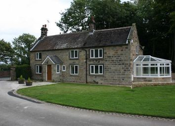 Thumbnail 3 bed detached house to rent in Hazelwood Road, Duffield, Belper
