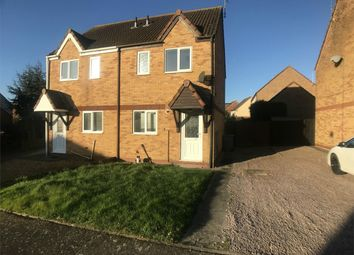 2 bed semi-detached house to rent in Beck Way, Thurlby, Bourne, Lincolnshire PE10