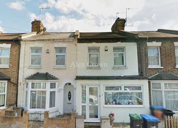 Thumbnail 4 bed terraced house to rent in Sutherland Road, Ponders End, Enfield