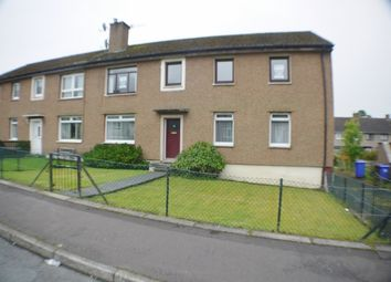 Thumbnail 3 bed flat for sale in Lamont Crescent, Cumnock