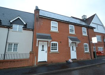 Thumbnail 2 bed maisonette for sale in Edward Paxman Gardens, Colchester, Essex