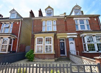 Thumbnail 4 bed semi-detached house for sale in Old Road West, Northfleet, Gravesend