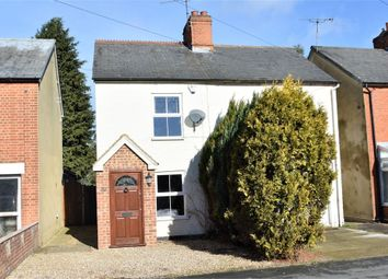 Thumbnail 2 bed semi-detached house for sale in Vale Road, Camberley, Surrey