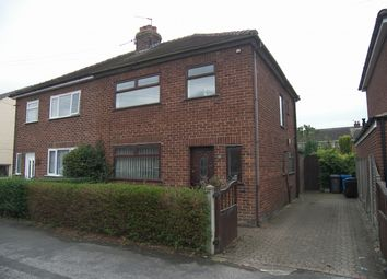 Thumbnail 3 bed semi-detached house to rent in Catherine Street, Wesham, Preston