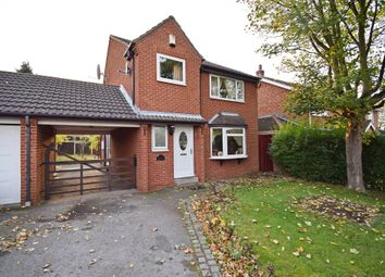 Thumbnail 4 bed detached house for sale in Heron Drive, Sandal, Wakefield