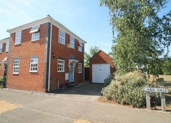 Thumbnail 2 bed semi-detached house for sale in Lark Vale, Aylesbury