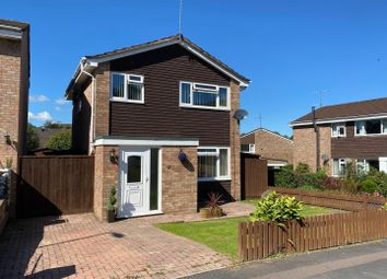 Thumbnail 3 bed detached house for sale in Chichester Place, Tiverton, Devon