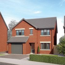 Thumbnail 4 bedroom detached house for sale in Wigan Road, Clayton Le Wood Leyland, Lancashire