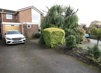 Thumbnail 4 bed detached house for sale in Thornycroft Close, Gawsworth, Macclesfield