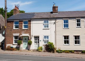 Thumbnail 2 bed terraced house for sale in The Street, Takeley, Bishop's Stortford, Essex