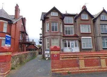 Thumbnail 1 bed flat for sale in Abbey Road, Llandudno, Conwy, North Wales