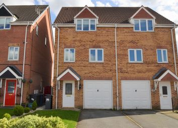 3 bed town house for sale in Walstow Crescent, Armthorpe, Doncaster DN3