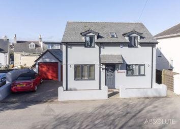 Upton Manor Road, Brixham TQ5. 3 bed detached house for sale