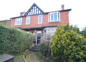 Thumbnail 5 bed semi-detached house for sale in 14 Flowery Field, Woodsmoor, Stockport, Cheshire
