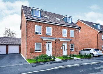 Thumbnail 3 bed semi-detached house for sale in Piccadilly Close, Mansfield Woodhouse, Mansfield, Nottinghamshire