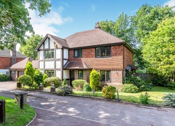 Thumbnail 5 bed detached house for sale in Wellington Drive, Purley