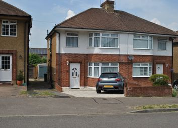 Thumbnail 3 bed semi-detached house to rent in Elmscroft Gardens, Potters Bar
