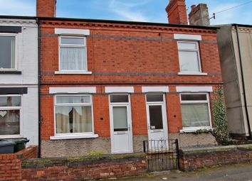 Thumbnail 2 bed terraced house for sale in Burford Street, Arnold, Nottingham
