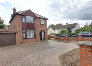 Thumbnail 4 bed detached house for sale in Manor Road, Harlow