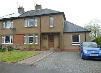 Thumbnail 3 bed semi-detached house for sale in Muirhall Road, Thornhill
