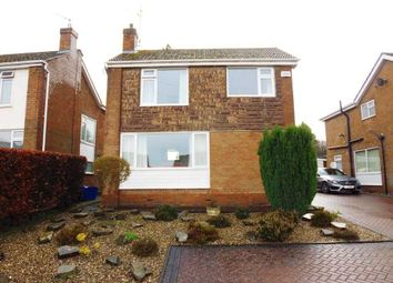 Thumbnail 2 bed detached house to rent in Belvedere Close, Walton, Chesterfield